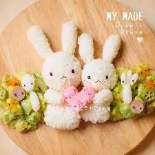 cuisine kawaii japanese food cuisine kawaii bunny onigiri bunny