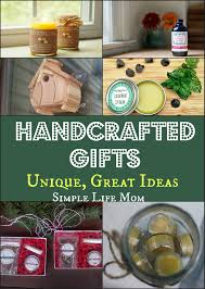 Unique Photo Gifts by Handcrafted Gifts Unique Great Ideas Simple Life Mom