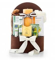 gift baskets to send aromatherapy spa gift spa gift baskets send soothing