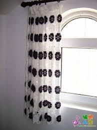 Free Curtain Patterns Free Crochet Curtain Pattern Written Pattern Not In English But