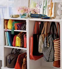 hsn home decor smart way to organize handbags hang them duh love this via