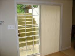 sliding glass door window treatments u2014 office and bedroom