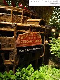 chicago botanic garden u0027s wonderland express queen of the land of