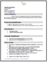 Sample Of An Resume by Best 25 Free Resume Samples Ideas On Pinterest Free Resume