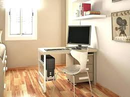 computer desk for small room desk for small bedroom siatista info pertaining to inspirations 18