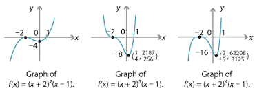 content sketching polynomial functions
