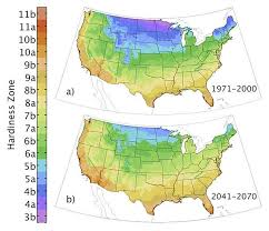 Gardening Zones - researcher predicts cold hardiness zone shift research center