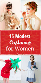 diy halloween for women 15 modest costumes for women tip junkie