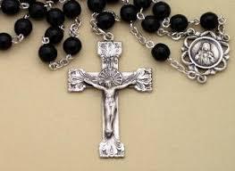 mens rosary customized men s rosaries