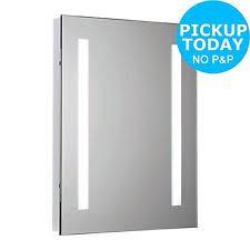 Mirror With Light Bathroom Mirror With Light Ebay