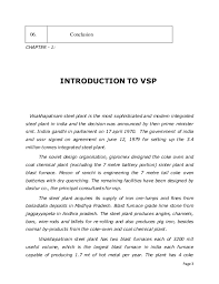 study of generator and switchgear vizag steel plant report