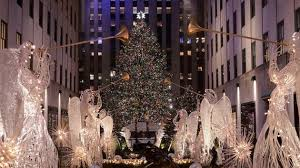 Nyc Tree Lighting Ex Nypd Officer Charged With Abuse At Rockefeller Christmas
