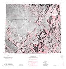 Space Debris Map Apollo 15 Map And Image Library