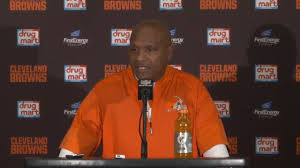 Cleveland Browns Rug Hue Jackson Postgame Press Conference 10 08 Youtube