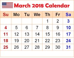 march 2018 calendar printable site provides calendar template of