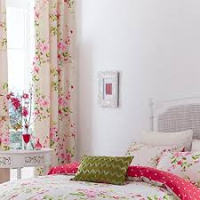Shabby Chic Floral Bedding by Shabby Chic Pink And Cream Floral Bedding Set The Shabby Chic Guru