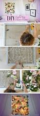 Diy Nursery Decor Pinterest by Best 25 Flower Room Ideas On Pinterest Diy Projects Dorm Room