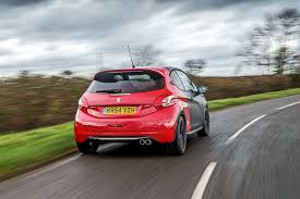 peugeot co peugeot 208 gti 30th 2015 review by car magazine