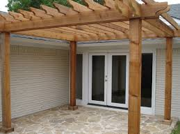 Wooden Trellis Plans Garage Stand Alone Pergola Designs Pergola With Doors Decking