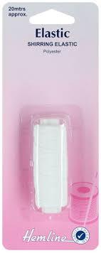 shirring elastic hemline white shirring elastic brighton sewing centre