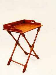folding campaign table popular woodworking magazine