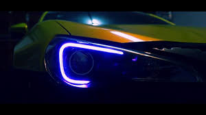subaru brz custom custom subaru brz headlights youtube
