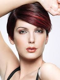 chunky short haircuts chunky highlights for short hair by qvovadis a new do