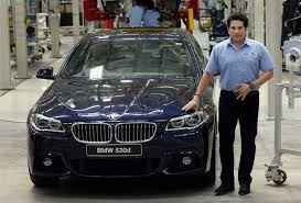 bmw manufacturing plant in india in india bmw increases localisation level in its cars to 50