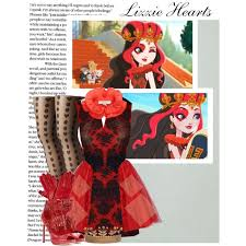 Halloween Costumes Lizzie Hearts Polyvore