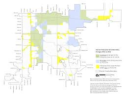 Zone Map Office Of Economic Development Build Your Business Incentives