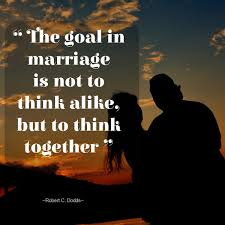 wedding quotes together the goal in marriage is not to marriage quotes