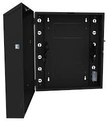 8u wall mount cabinet low profile wall mount cabinet hlp series hammond mfg