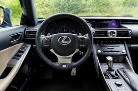lexus steering wheel 2017 lexus is 200t our review cars com