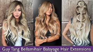 bellami over luxy hair extensions hair bellami hair extensions beach blonde beautiful guy tang