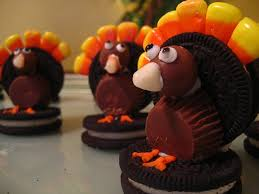 10 totally adorable thanksgiving cupcakes cookies and baking