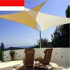 Awning Netting Commercial Pool Shade Canopy Waterproof Triangles Sun Shade Sail