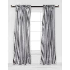 Black And White Buffalo Check Curtains Achim Buffalo Check Curtain Panel Hayneedle