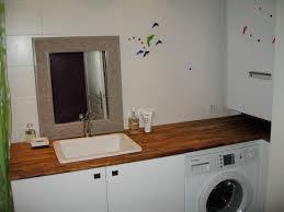 fabriquer plan de travail cuisine fabriquer meuble salle de bain avec plan de travail idées