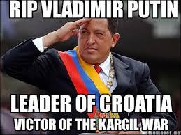 Vladimir Putin Memes - meme maker rip vladimir putin leader of croatia victor of the