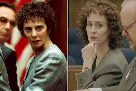 long curly hair style for lawyer then and now marcia clark s hair and the o j simpson trial