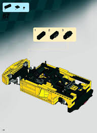 lego lamborghini gallardo framtidens lamborghini instructions the art of legogh custom
