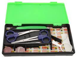 sainik dissection box with 19 instruments metallic amazon in