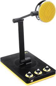 neat microphones bumblebee desktop usb microphone sweetwater