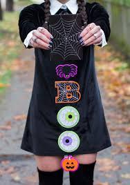 Realistic Scary Halloween Costumes Spooky Halloween Hostess Gifts U0026 Easiest Costume Addams