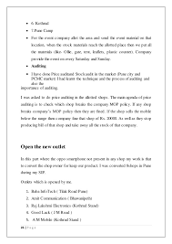 Medical Sales Resume Sample by Project Report On Oppo Mobile India Pvt Ltd On Consumes Awerness