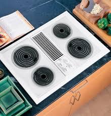 ge select top modular downdraft cooktop jp389wjww ge appliances