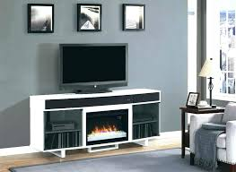 Electric Fireplace Media Console Dimplex Acton Walnut Electric Fireplace Media Console Glass Embers
