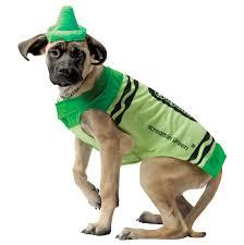 blue crayon halloween costume crayola screamin u0027 green crayon dog costume costume craze