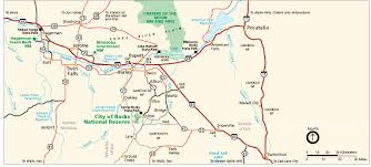 map us idaho nearby attractions craters of the moon national monument
