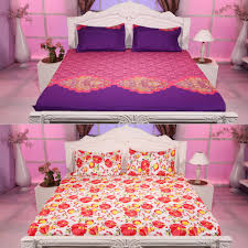 Cotton Single Bed Sheets Online India Today Special Offer By Homeshop18 Com Attractive Deal Of The Day